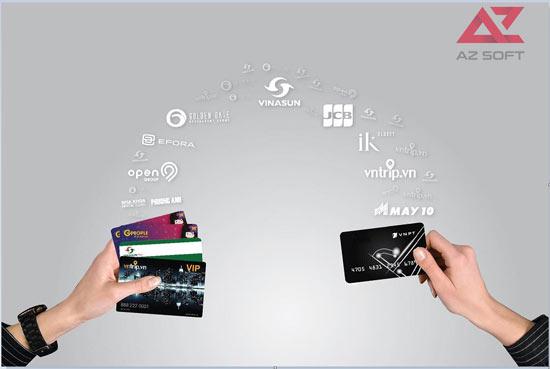 Chăm sóc khách hàng bằng thẻ thành viên
